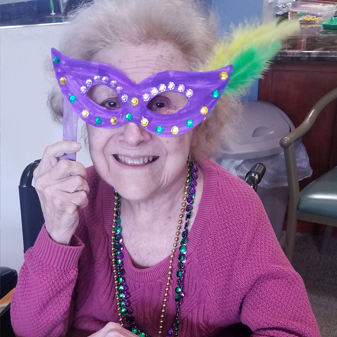 Having Fun at Lincoln assisted living